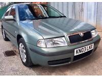 2003 Skoda Octavia 1.9 Tdi Diesel Automatic. Mot. Auto