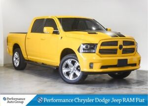 2016 Ram 1500 Sport * Navigation * Stinger Yellow Sport Edition