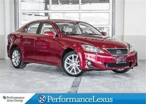 2013 Lexus IS 250 AWD 6A NAVIGATION !!