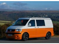 VW T5 Campervan not been used since conversion.