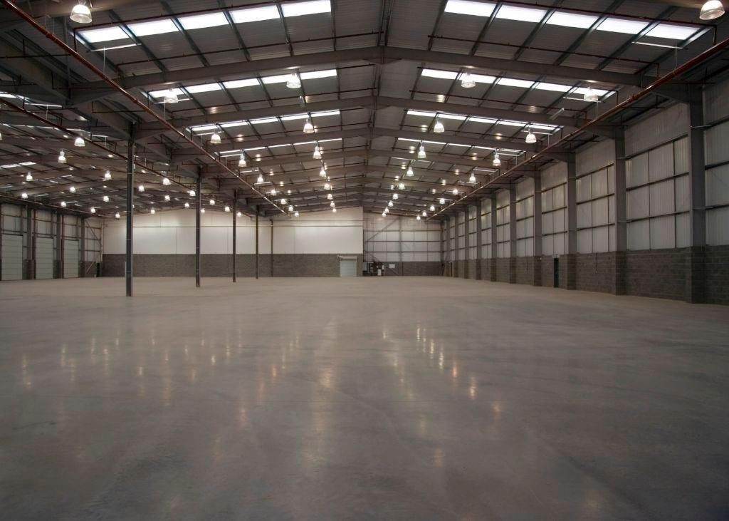 378 Square Meters Warehouse Storage 100 Square Meters Office To