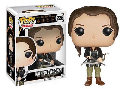 Katniss Everdeen Bow And Arrow (FUNKO POP KATNISS EVERDEEN 226 THE HUNGER GAMES FIGURE CINEMA 9 CM STATUE)