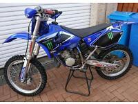 Yamaha - YZ 125 2003 yz125