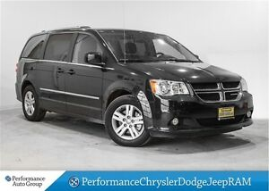 2016 Dodge Grand Caravan Crew Plus * Navigation * Leather