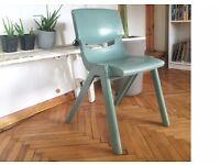 6 x 60's Retro Dining/Patio/Garden Chairs