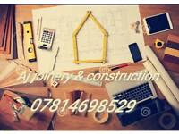 Aj joinery & construction