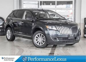 2013 Lincoln MKX Utility AWD NAVIGATION & PANORAMIC ROOF !!