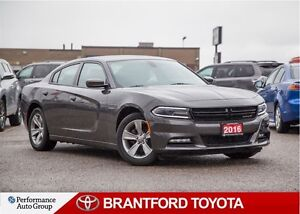 2016 Dodge Charger SXT, Big Screen, Carproof Clean, Proxy Entry