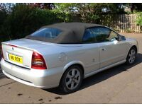 Vauxhall Astra Convertible - Full Leather