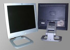HP pavilion F1703 monitor