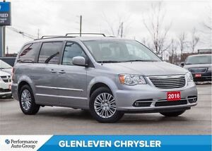 2016 Chrysler Town & Country Touring-L | DVD | POWER SLIDING DOO