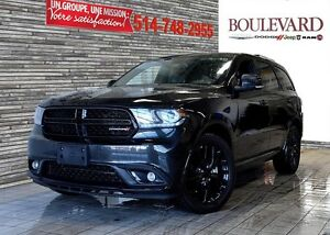 2016 Dodge Durango LIMITED** BLACK TOP + DVD**