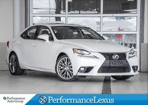 2015 Lexus IS 250 PREMIUM PACAKGE!