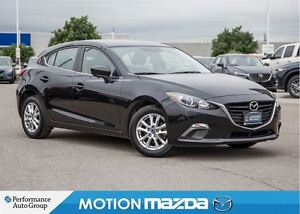 2014 Mazda MAZDA3 SPORT GS 6Spd Alloys Cruise Bluetooth