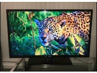 """40"""" Led Celcus Full Hd 1080P tv Freeview Hdmi Usb Excellent condition- Not Smart"""