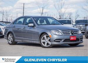 2011 Mercedes-Benz C-Class Just Arrived...C300 4MATIC | NAVIGATI