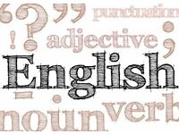 Qualified English Language Tutor available for private lessons (ESOL/EFL)