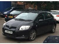 Quick Sale 2008 Toyota Auris TR 1.6 Petrol 55k miles genuin warranted Recently Service 1 Owner 2keys
