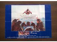 superman 2 ' original film poster