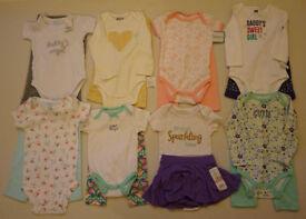 Big Bundle of Girls Clothing (size 6-9 months)