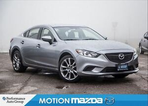 2015 Mazda MAZDA6 Navigation+ Winter Tire Pkg