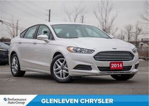 2014 Ford Fusion SE | BLUETOOTH | ALLOYS | BACK UP SENSORS