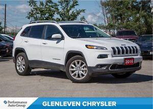 2016 Jeep Cherokee Limited | PANORAMIC SUNROOF | NAV | V6