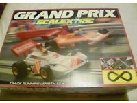 Grand Prix Scalextric (Firestone Racing) Set no C.573 by Hornby still in box in excellent condition