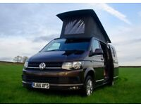 66 Plate 150PS, 6 speed! VW/Volkswagen TRANSPORTER HIGHLINE T6 4 Berth Campervan, AIR CON, SAT NAV