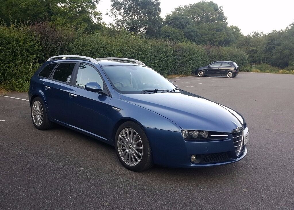 alfa romeo 159 sportwagon 1 9 jtdm 16v lusso 5dr in leamington spa warwickshire gumtree. Black Bedroom Furniture Sets. Home Design Ideas