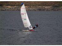Buzz sailing dinghy for sale