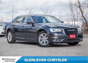 2016 Chrysler 300 Limited | LEATHER | PANO ROOF | NAV