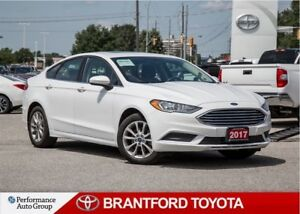 2017 Ford Fusion SE, Sunroof, Back Up Camera, Carproof