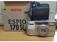Pentax espio 170sl camera
