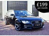2014 Audi A4 2.0 Tdi Avant TECHNIK **FINANCE** (not a3 a6 passat golf tiguan estate mondeo )