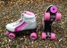 Rollerskates and Wristguards (new!)