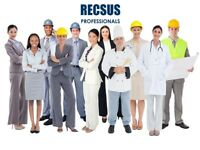 Domestic & Office Cleaners Required | RECSUS