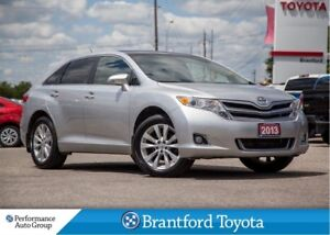 2013 Toyota Venza XLE, FWD, Leather, Sunroof, Power Tail Gate