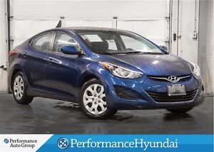 2016 Hyundai Elantra Sedan GL - at