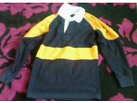 CNS rugby top