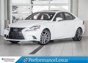2015 Lexus IS 250 AWD 6A F-SPORT SERIES 2.