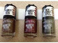 NEW nails inc. Magnetic Effect Polish