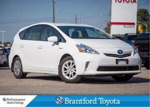2012 Toyota Prius v Base, Push Start, Proxy Entry, BU Camera