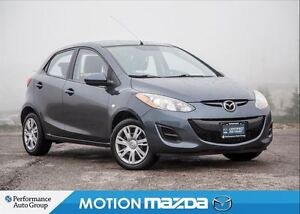 2012 Mazda MAZDA2 A/C Cruise Power Pkg