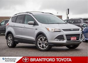 2015 Ford Escape SE, Under 29, 000 kms!!, NOT A Rental!, AWD, Pa