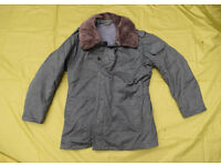 Vintage (mint condition) POLISH Airforce Cold Weather Parka