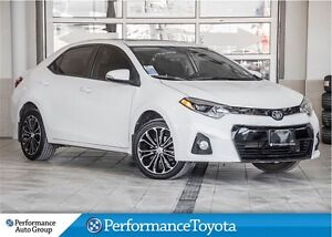 2015 Toyota Corolla 4-door Sedan S CVTi-S