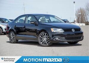 2013 Volkswagen Jetta 2.5L Sportline Leather Roof