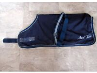 "Mark Todd size 28"" Large Dog coat."