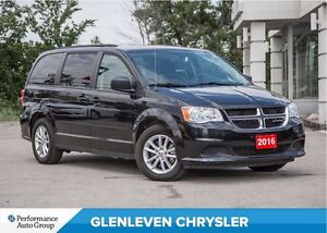 2016 Dodge Grand Caravan Just Arrived...SXT+ | DVD | BU CAM | BL